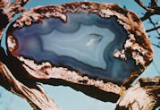 blue chalcedoney